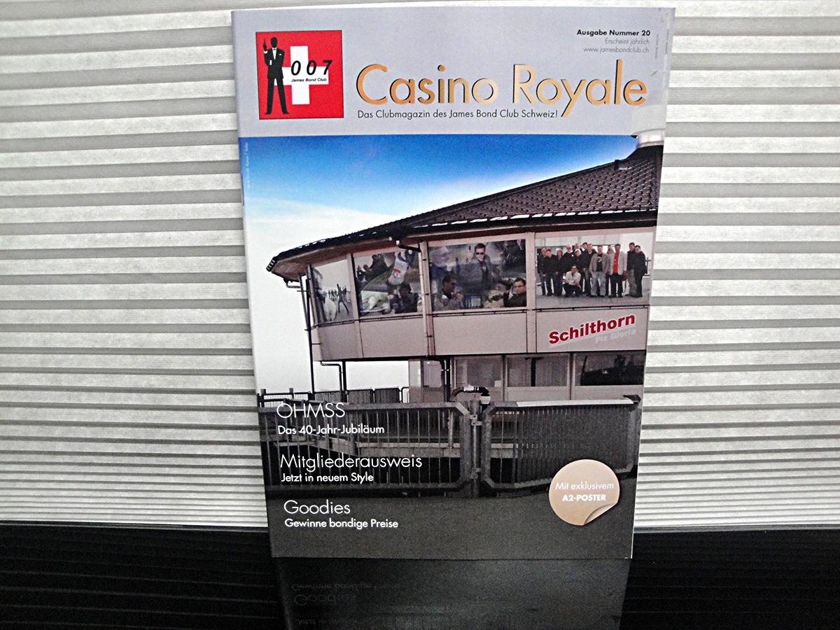 Casino Club Magazin Nr. 20